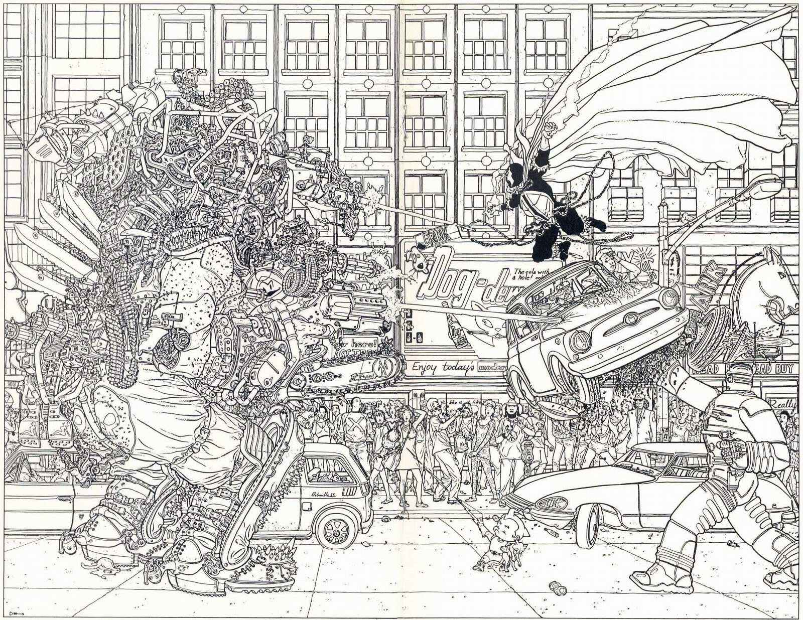 Geof Darrow