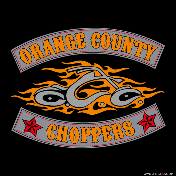 Orange County Choppers Logo Car Interior Design